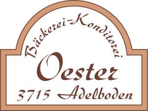 logo Oester Bäckerei